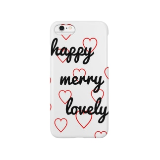 happy merry lovely! Smartphone cases
