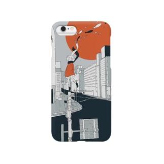 上る Smartphone cases