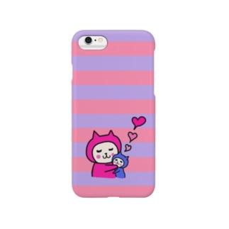ミルン&ケルン(love) Smartphone cases