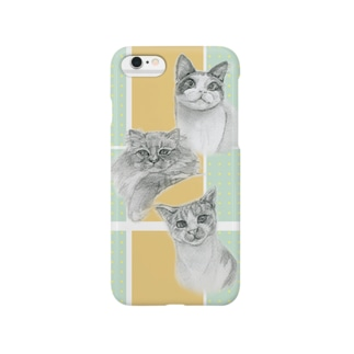 Cats Boy Friends iPhone6s/6 Smartphone cases
