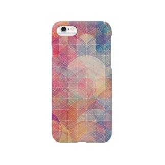幾何学模様 Smartphone cases
