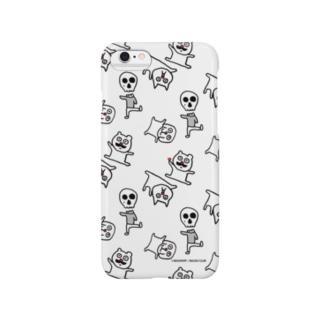 バウの「バウズクラブ」スマートフォンケース Smartphone cases