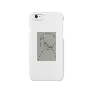 ○○のホッペ Smartphone cases