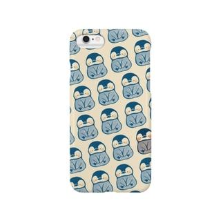 レトロぺんぎん Smartphone cases