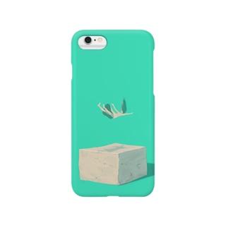 豆腐ダイブ Smartphone cases