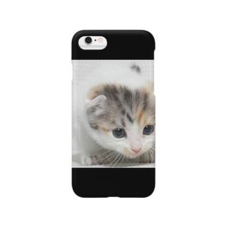 猫の目 Smartphone cases