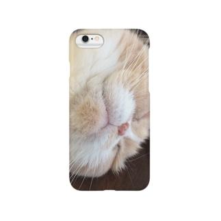 ハートっ鼻♡マルティ Smartphone cases
