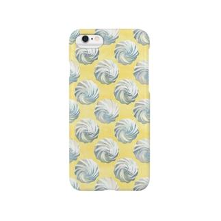 CREAM(yellow) Smartphone cases