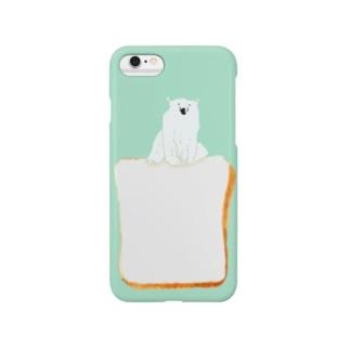 フワフワ Smartphone cases