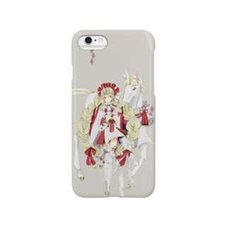 聖少女 Smartphone cases