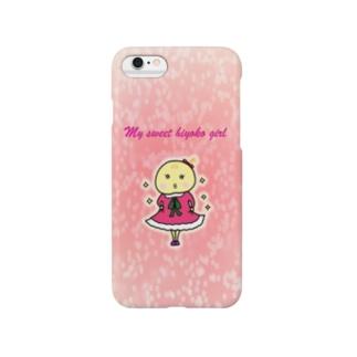 ひよ子ちゃん(おめかし) Smartphone cases