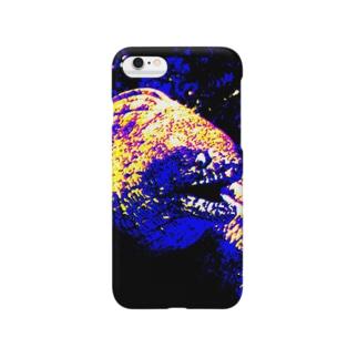 海のギャング!ウツボ Smartphone cases