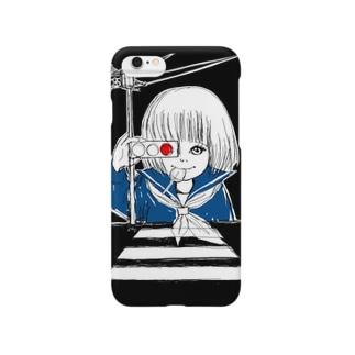 信号女子 Smartphone cases