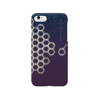 hex cover Smartphone cases