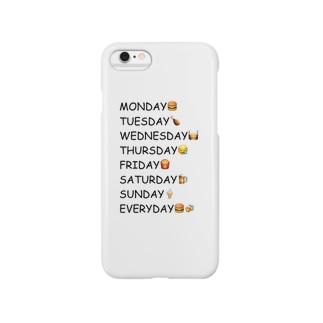 GB Everydayシリーズグッズ Smartphone cases