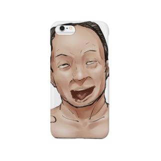 汚いおっさん Smartphone cases