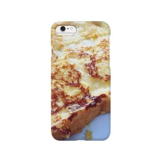 フレンチトースト Smartphone cases