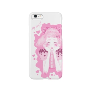 Melty Heart Smartphone cases
