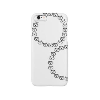 どりぃ(大群円二つ) Smartphone cases
