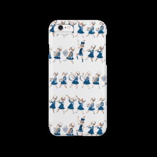 佳矢乃のマーチング Smartphone cases