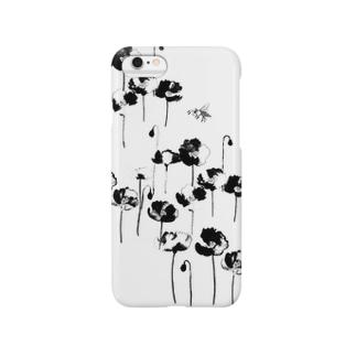 花とみつばち Smartphone cases