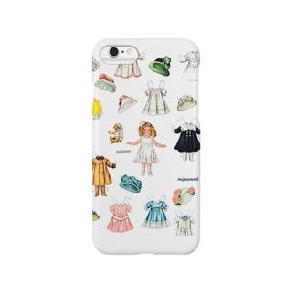 ミニョネットちゃん Smartphone cases