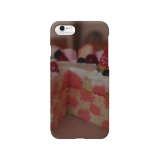 モザイクベリーケーキ Smartphone cases
