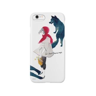 狼には気をつけて Smartphone cases