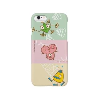 宇宙人(all) Smartphone cases