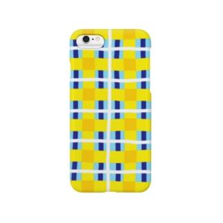 チェック Smartphone cases