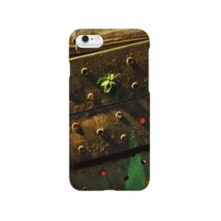 芽吹き Smartphone cases