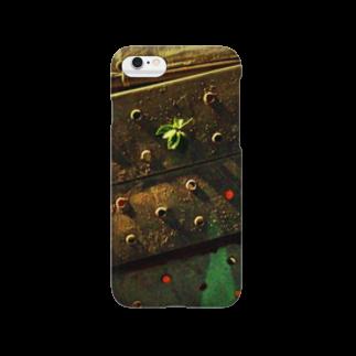 田畑猛の芽吹き Smartphone cases