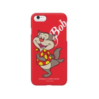 ボブ Smartphone cases