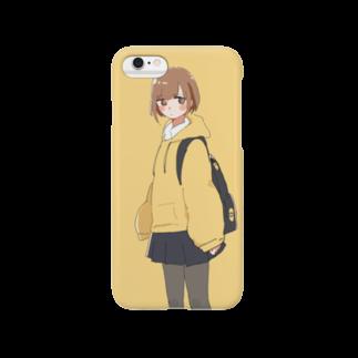 しゅり🍙のきいろがーる Smartphone cases