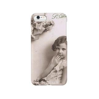 マドモワゼル01 Smartphone cases