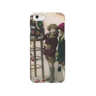 マドモワゼルたち Smartphone cases