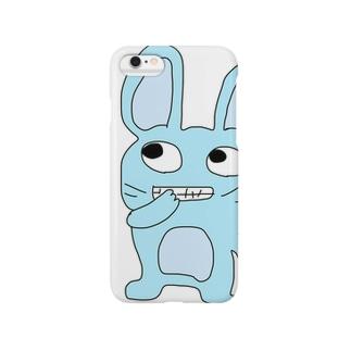 ぐひひうさぎ Smartphone cases