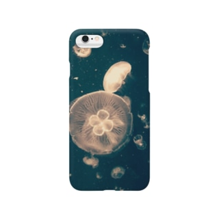 the jellyfish Smartphone cases