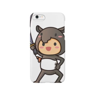 ばくばく団 Smartphone cases
