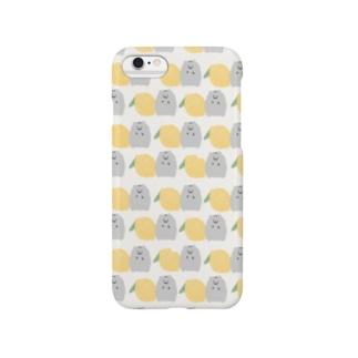 レモンはむちゃん Smartphone cases