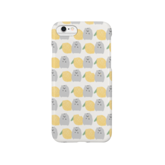 すいすいのレモンはむちゃん Smartphone cases
