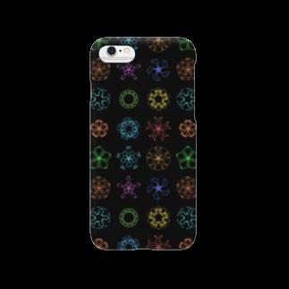 レオナのRose Curve Smartphone cases