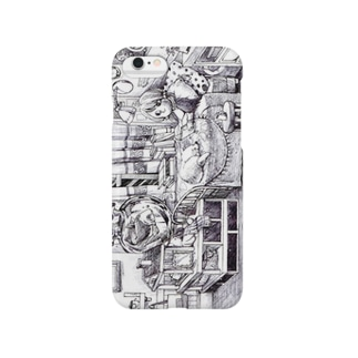 寝室金魚 Smartphone cases