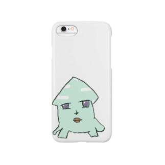 あおりイカ Smartphone cases