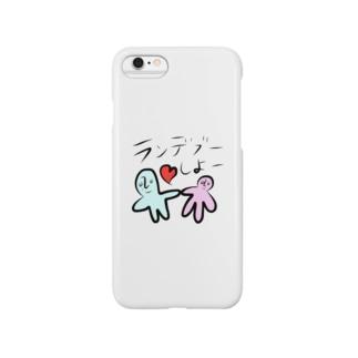 ランデブーしよー♡ Smartphone cases