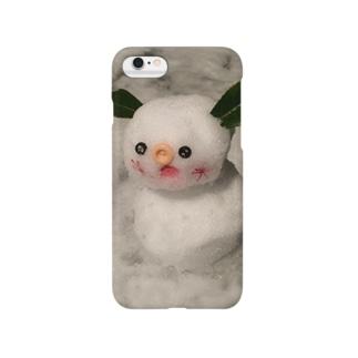 雪だるぶーちゃ、 Smartphone cases