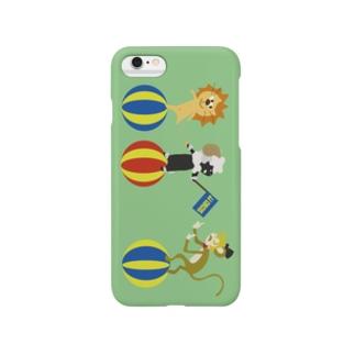 JJサーカス Smartphone cases