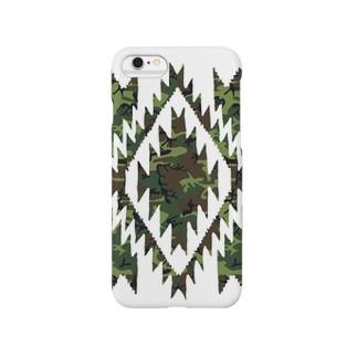 chimayo_camofla Smartphone cases