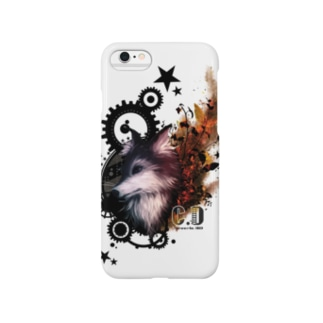 【Clown Dogs】 Smartphone cases