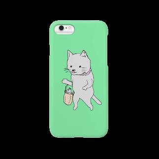 きくきくのお買いもの Smartphone cases